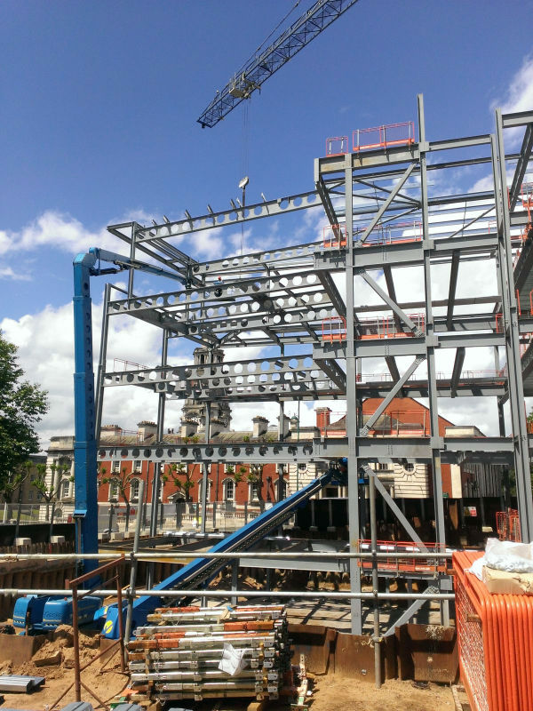 steel erectors nottingham G1