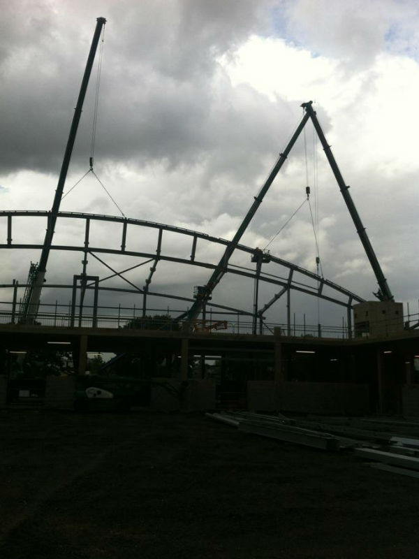 steel erectors nottingham G13