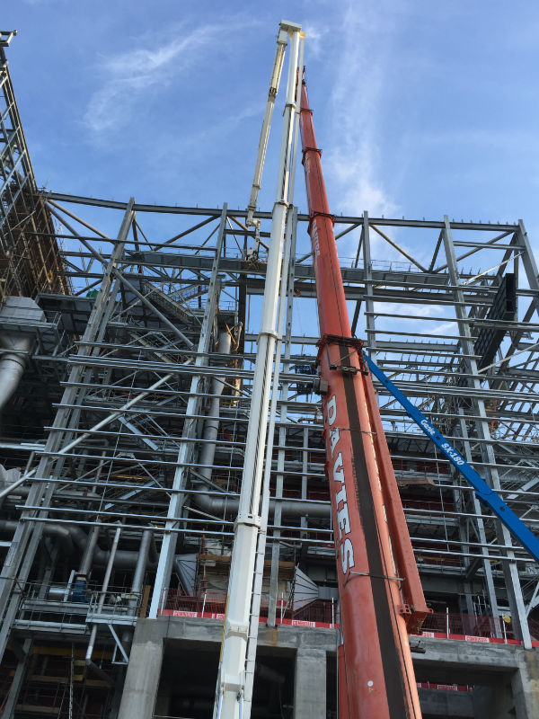 steel erectors nottingham G23