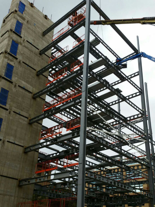steel erectors nottingham G9